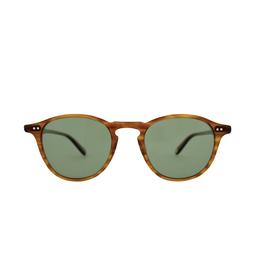 Garrett Leight® Sunglasses: Hampton Sun color Demi Blonde DB/G15PLR.