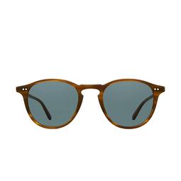 Garrett Leight® Sunglasses: Hampton Sun color Matte Saddle Tortoise Msdt/sfbs.