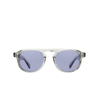 Garrett Leight® Aviator Sunglasses: Harding X Sun color Llg Llg-dbbl.