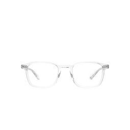 Garrett Leight® Eyeglasses: Howland color Crystal Cr.