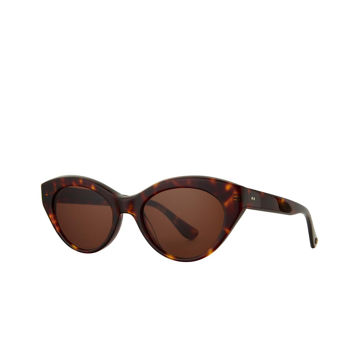 Garrett Leight® Cat-eye Sunglasses: Juvee Sun color 1965 Tortoise 1965TO/O.