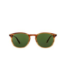 Garrett Leight® Sunglasses: Kinney Sun color Blonde Tortoise Btf/pgn.
