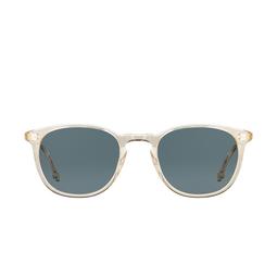 Garrett Leight® Sunglasses: Kinney Sun color Champagne Ch-bs-plr.