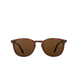 Garrett Leight® Sunglasses: Kinney Sun color Matte Brandy Tortois Mbt/b Plr.