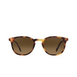 Garrett Leight® Sunglasses: Kinney Sun color Matte Brown Mcsbrn-sfpcof.