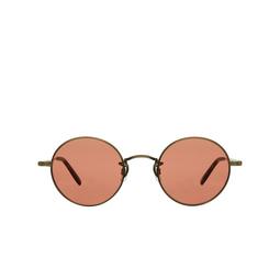 Garrett Leight® Sunglasses: Lovers Sun color Antique Gold-marble Agii-bmrt/prw.