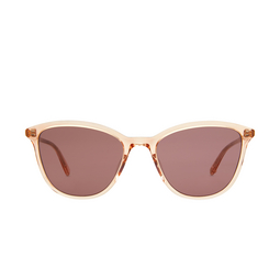 Garrett Leight® Sunglasses: Magician Sun color Pink Crystal Pcy/sfli.