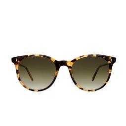 Garrett Leight® Sunglasses: Marian Sun color Dark Tortoise Dkt/sfog.