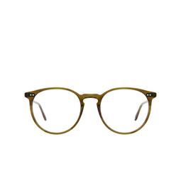 Garrett Leight® Eyeglasses: Morningside color Olive Tortoise Ot.