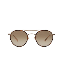 Garrett Leight® Sunglasses: Rimowa X Glco Sun color Demi Blonde-gold Db-g/sfsegd.