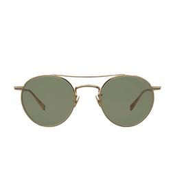 Garrett Leight® Sunglasses: Rimowa X Glco Sun color Gold G/sfgrn.