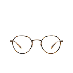 Garrett Leight® Eyeglasses: Robson W color Tortoise-antique Gold To-atgii-yt.