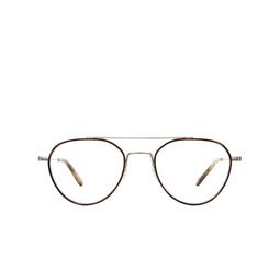 Garrett Leight® Eyeglasses: San Miguel color Hopps Tortoise-silver Hpto-bs-kot.