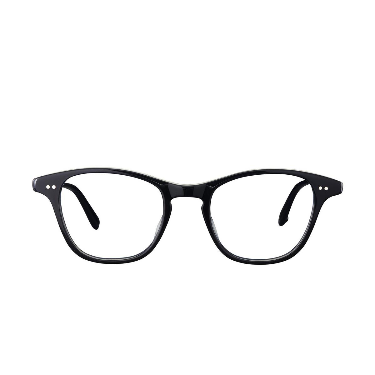 Garrett Leight® Square Eyeglasses: Vienna color Onyx Ost.