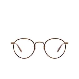Garrett Leight® Eyeglasses: Wilson color Demi Blonde-gold Db-bg-td.