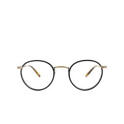 Garrett Leight® Eyeglasses: Wilson color Matte Black-tort Mbk-mst.