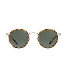 Garrett Leight® Sunglasses: Wilson Sun color Butterscotch-tort BT-G-DHT/PG15.