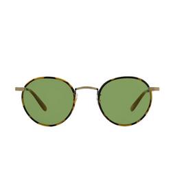 Garrett Leight® Sunglasses: Wilson Sun color Tokyo Tortoise-amber Tt-ah/pgn.