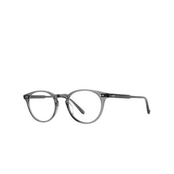 Garrett Leight® Round Eyeglasses: Winward color Sea Grey Sgy.