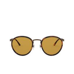 Giorgio Armani® Sunglasses: AR 101M color Yellow Havana 3292R9.