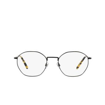 Giorgio Armani® Square Eyeglasses: AR5107 color Matte Black 3001.