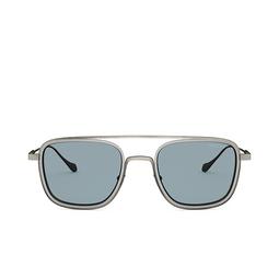Giorgio Armani® Sunglasses: AR6086 color Brushed Grey / Matte Silver 326080.