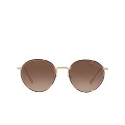 Giorgio Armani® Sunglasses: AR6103J color Matte Pale Gold 300213.