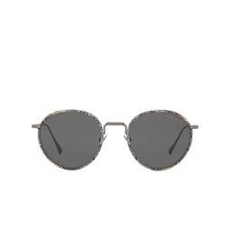 Giorgio Armani® Sunglasses: AR6103J color Matte Gunmetal 300387.