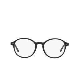 Giorgio Armani® Eyeglasses: AR7004 color Top Matte Black / Shiny 5001.