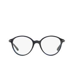 Giorgio Armani® Eyeglasses: AR7029 color Brushed Black 5001.