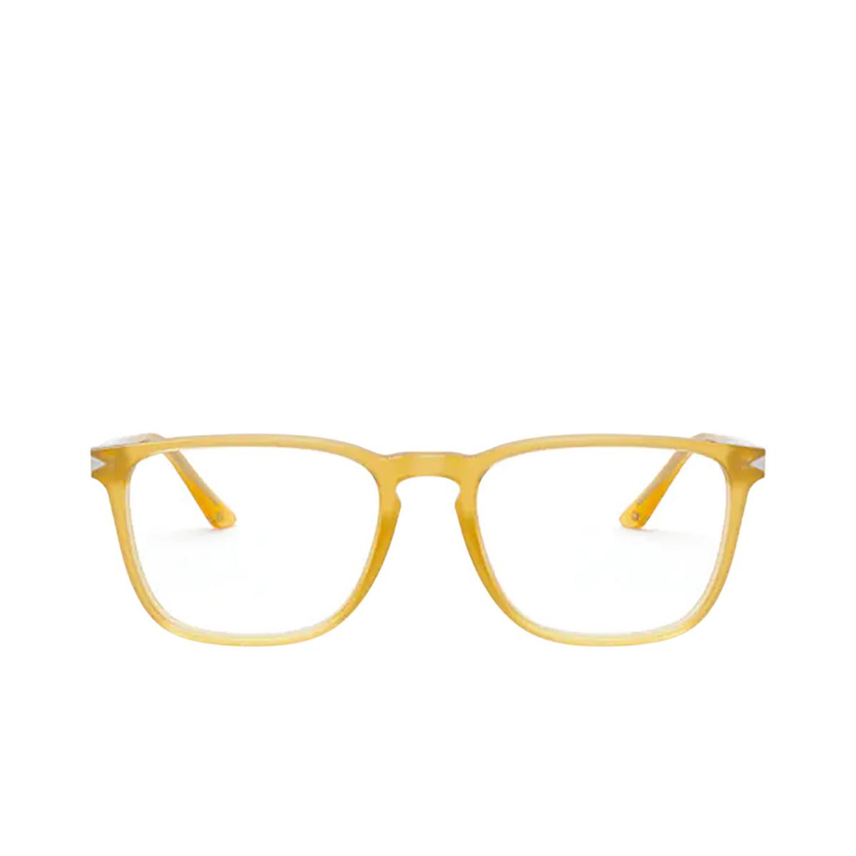 Giorgio Armani® Square Eyeglasses: AR7193 color Honey 5027 - front view.