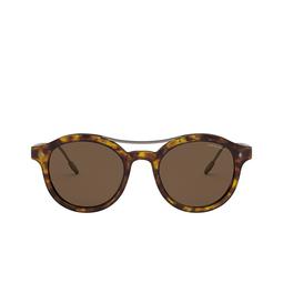 Giorgio Armani® Sunglasses: AR8119 color Yellow Havana 501173.