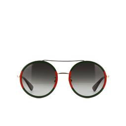 Gucci® Sunglasses: GG0061S color Gold 003.