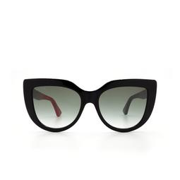 Gucci® Sunglasses: GG0164S color Black 003.