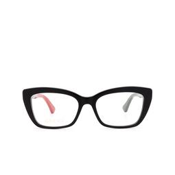 Gucci® Eyeglasses: GG0165O color Black 003.