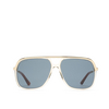 Gucci® Aviator Sunglasses: GG0200S color Transparent Brown 004 - product thumbnail 1/3.