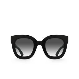 Gucci® Sunglasses: GG0208S color Black 001.