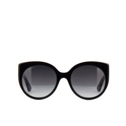 Gucci® Sunglasses: GG0325S color Black 001.