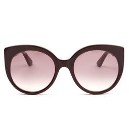 Gucci® Sunglasses: GG0325S color Burgundy 007.