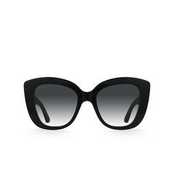 Gucci® Sunglasses: GG0327S color Black 001.