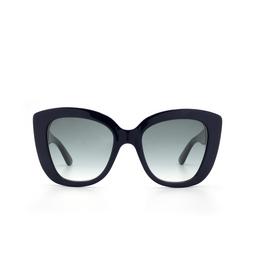 Gucci® Sunglasses: GG0327S color Blue 007.