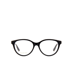 Gucci® Eyeglasses: GG0379O color Black 001.