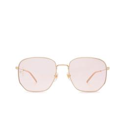 Gucci® Sunglasses: GG0396S color Gold 004.