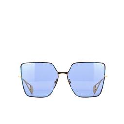 Gucci® Sunglasses: GG0436S color Gold 004.