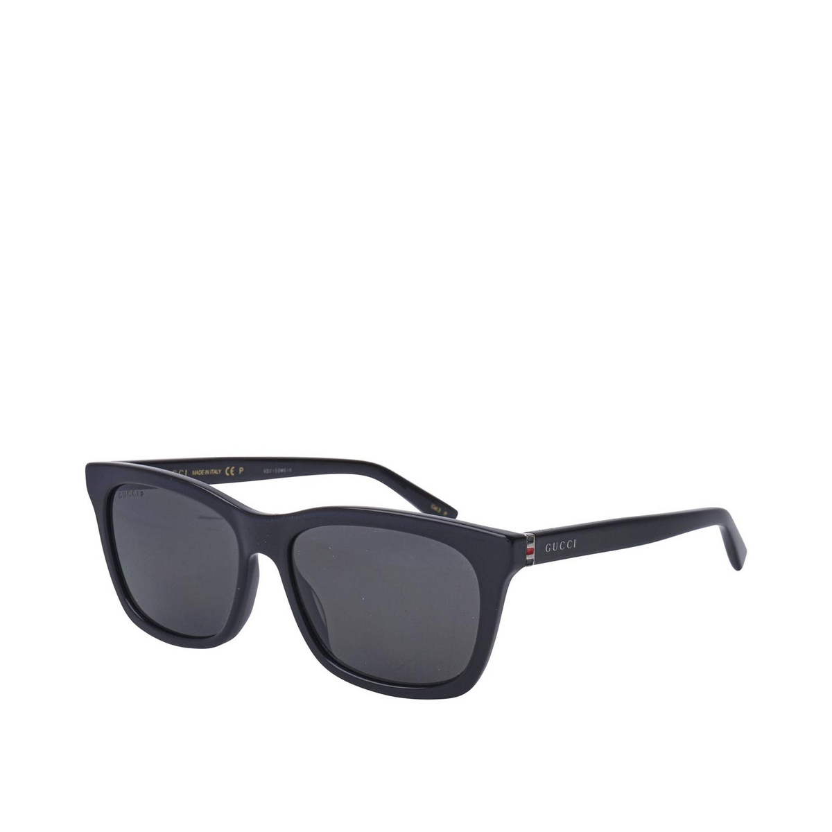 Gucci® Square Sunglasses: GG0449S color Black 002 - 2/2.