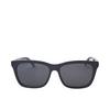 Gucci® Square Sunglasses: GG0449S color Black 002 - product thumbnail 1/2.