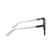 Gucci® Cat-eye Sunglasses: GG0488S color Black 005 - product thumbnail 3/3.