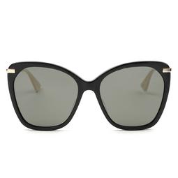 Gucci® Sunglasses: GG0510S color Black 001.