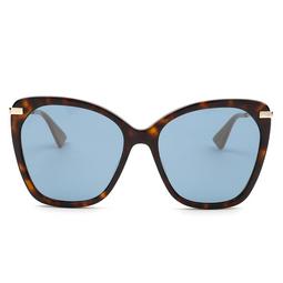 Gucci® Sunglasses: GG0510S color Havana 004.