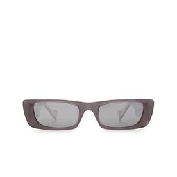 Gucci® Sunglasses: GG0516S color Grey 002.